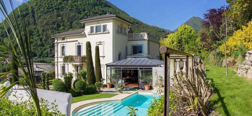 1952) Villa Concetta, Dizzasco