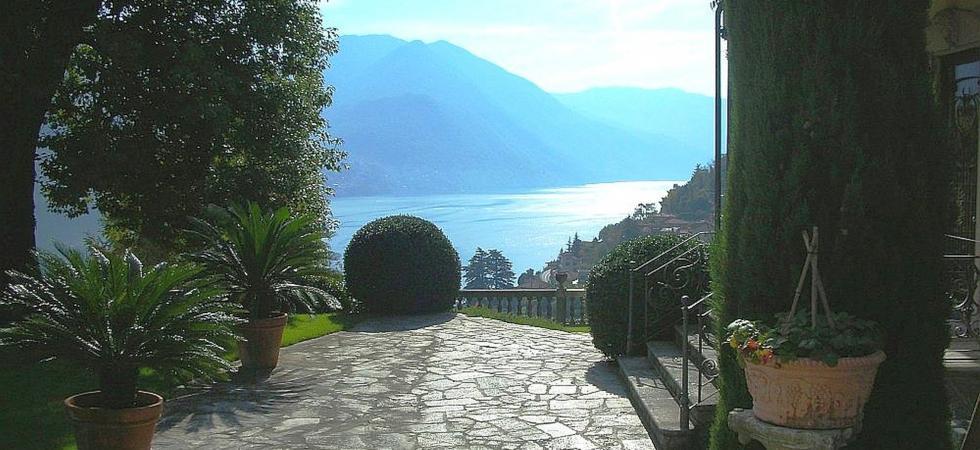 1957) Villa Concetta, Dizzasco