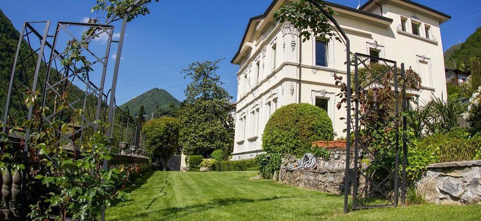 1960) Villa Concetta, Dizzasco