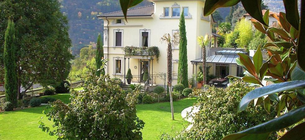1961) Villa Concetta, Dizzasco