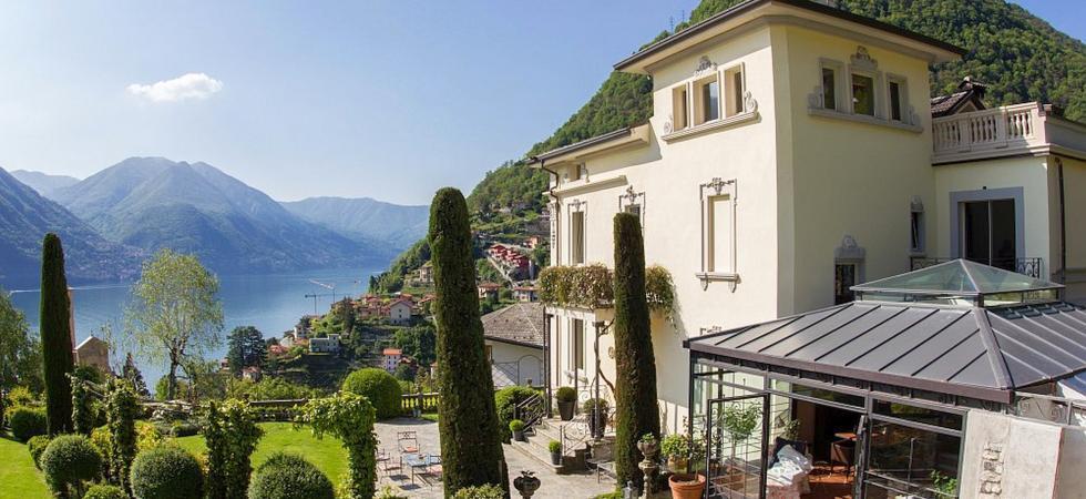 1962) Villa Concetta, Dizzasco