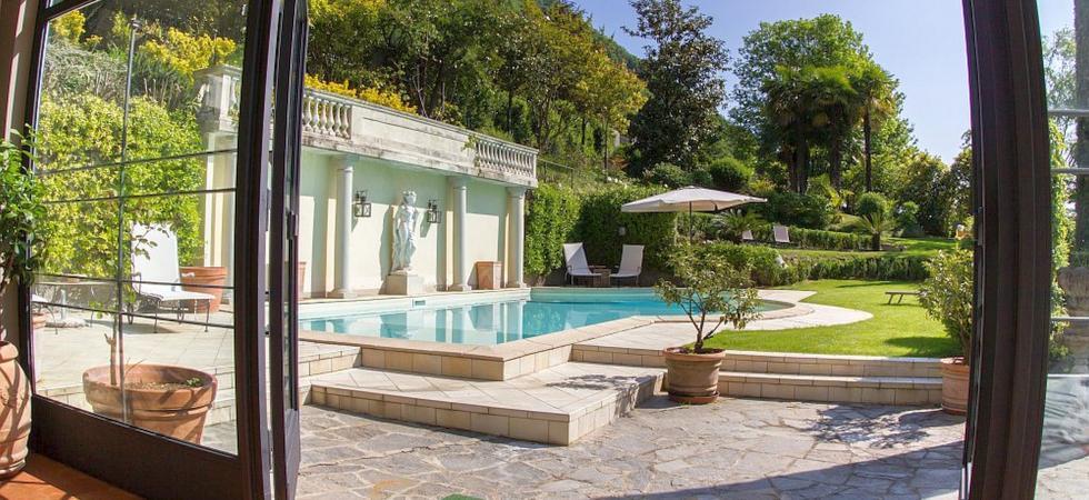 1964) Villa Concetta, Dizzasco