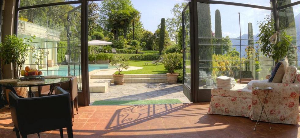 1965) Villa Concetta, Dizzasco