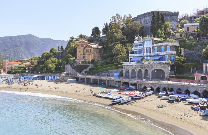 2130) Villa Celeste, Levanto