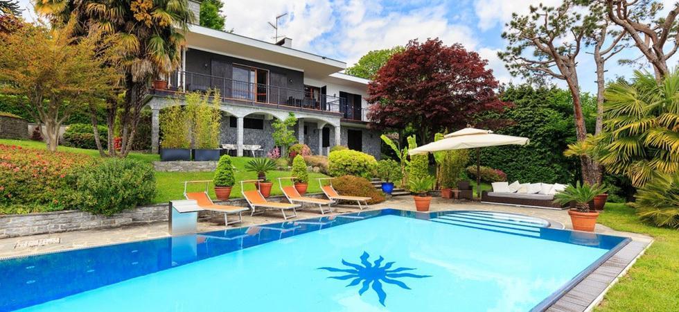 Villa Isabella - Nebbiuno, Lake Maggiore - NORTHITALY VILLAS vacation villa rentals