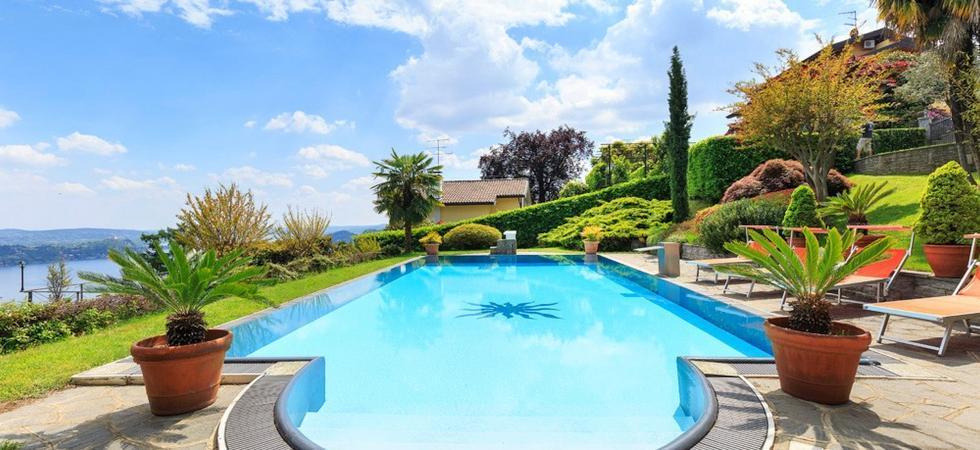 Villa Isabella - Nebbiuno, Lake Maggiore - NORTHITALY VILLAS holiday home lettings