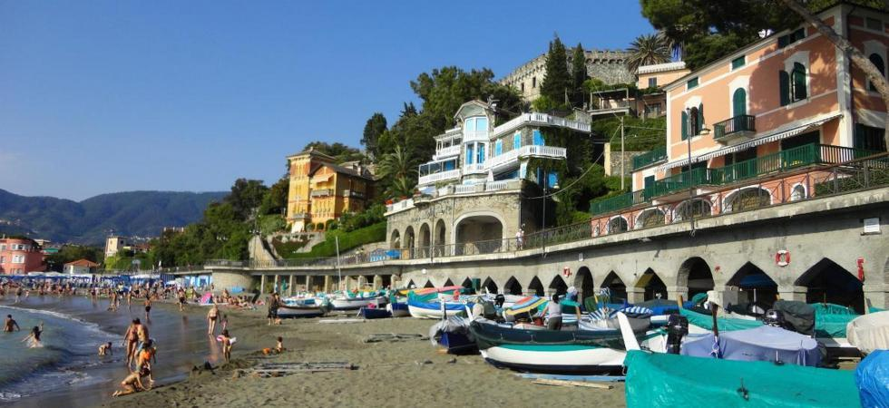 2185) Villa Amaranta, Levanto