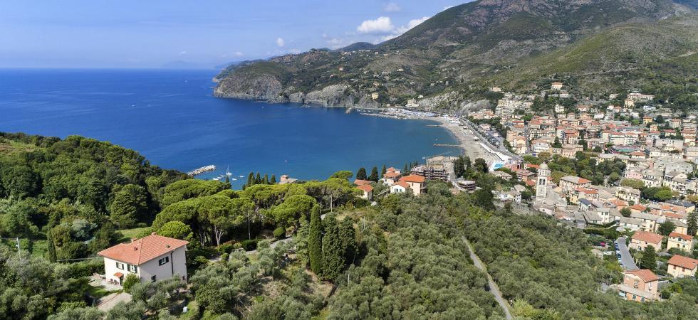 Villa Corinna - Levanto, Liguria - NORTHITALY VILLAS holiday home lettings