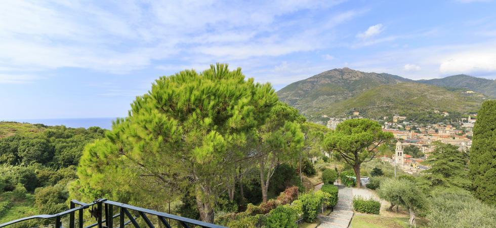 Villa Corinna - Levanto, Ligurien - NORTHITALY VILLAS Ferienvillen