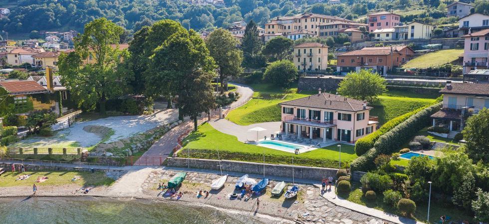 2555) Villa Angelina, Pianello del Lario