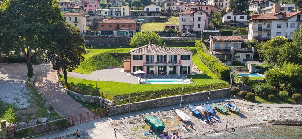 2556) Villa Angelina, Pianello del Lario