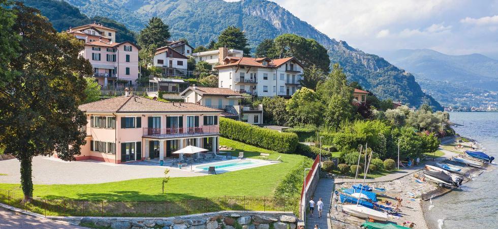 2557) Villa Angelina, Pianello del Lario