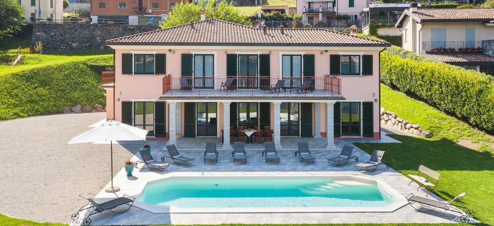 2558) Villa Angelina, Pianello del Lario