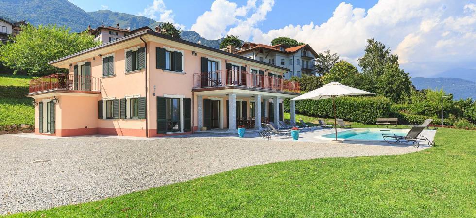 2561) Villa Angelina, Pianello del Lario