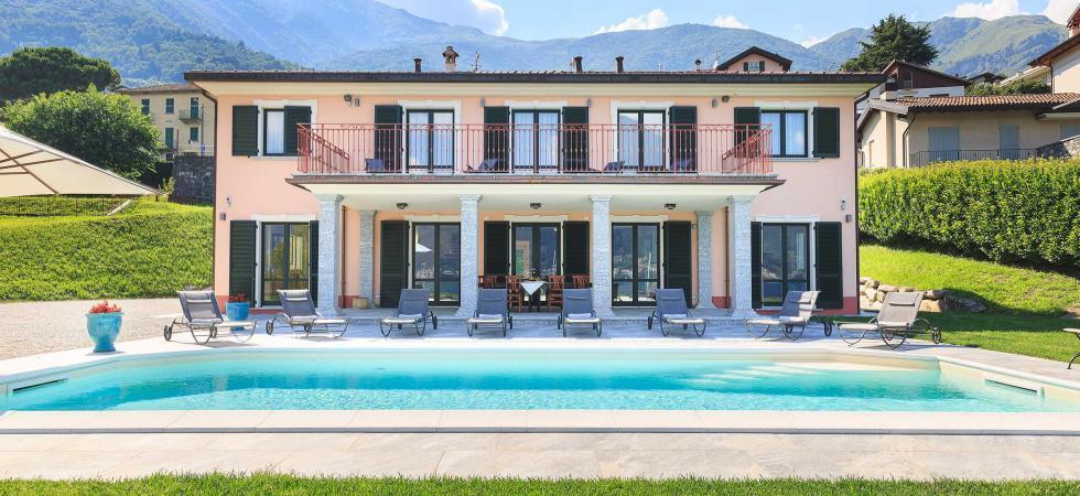 2562) Villa Angelina, Pianello del Lario