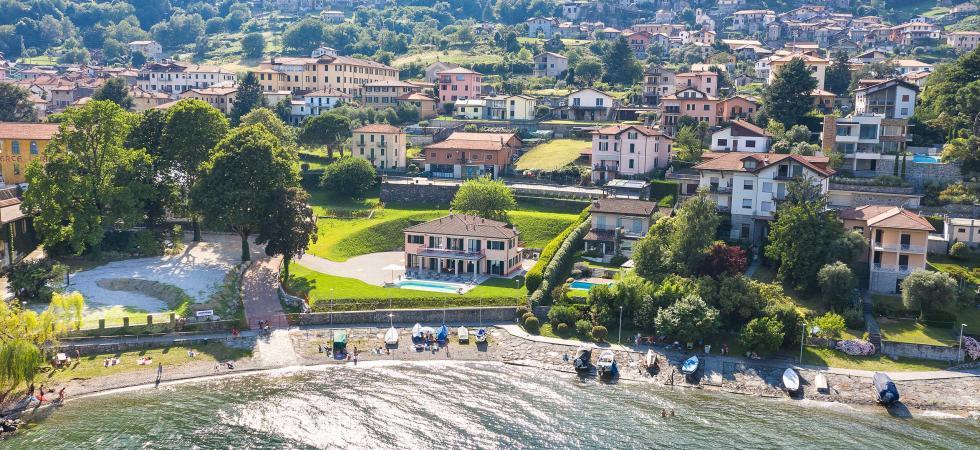2603) Villa Angelina, Pianello del Lario