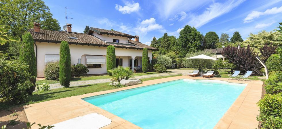 2607) Villa Rosa, Brebbia