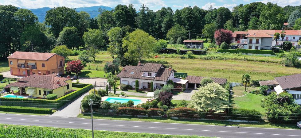 2611) Villa Rosa, Brebbia