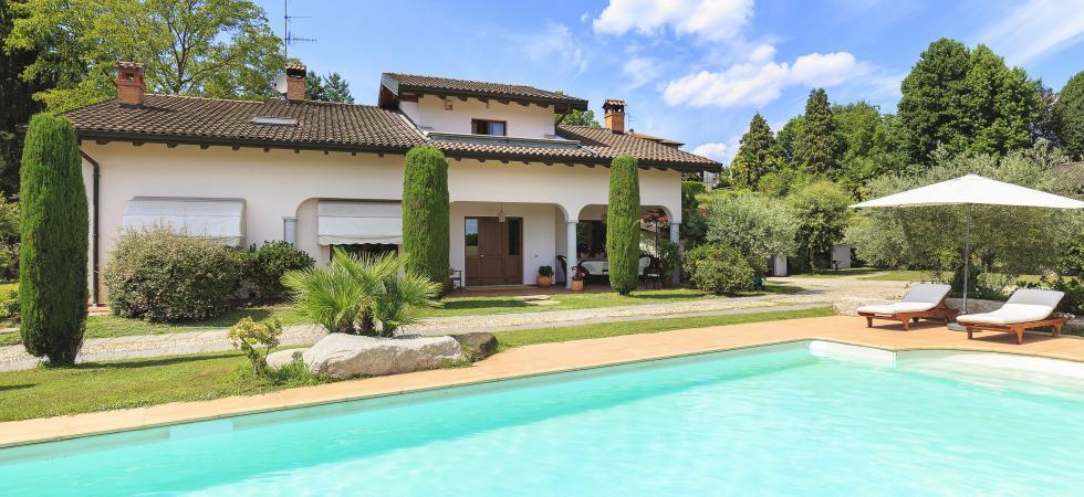 2615) Villa Rosa, Brebbia