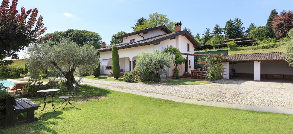 2616) Villa Rosa, Brebbia
