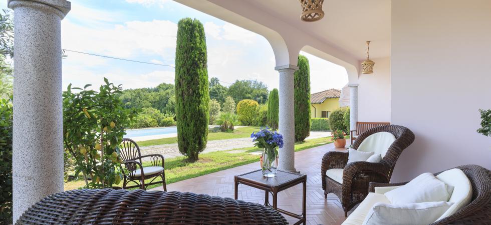 2618) Villa Rosa, Brebbia