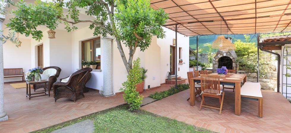 2619) Villa Rosa, Brebbia