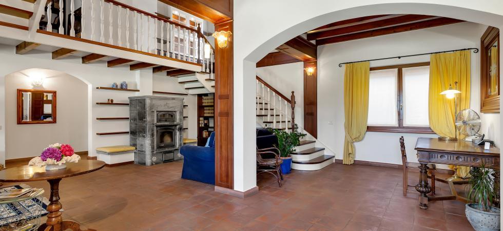 2623) Villa Rosa, Brebbia
