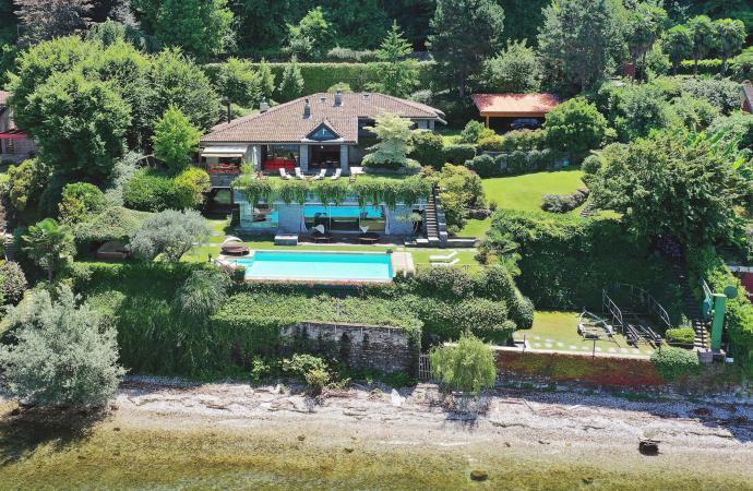 2645) Villa Isa, Ispra