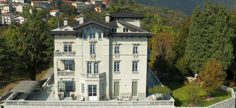 2857) Villa Peduzzi, Pigra