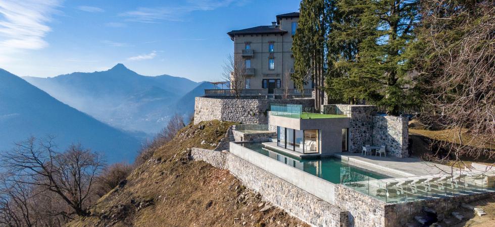 2858) Villa Peduzzi, Pigra