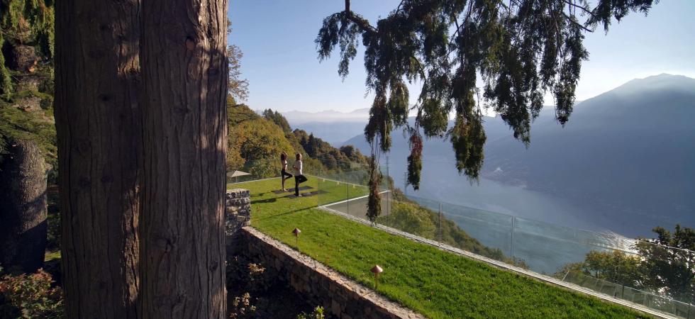 2868) Villa Peduzzi, Pigra