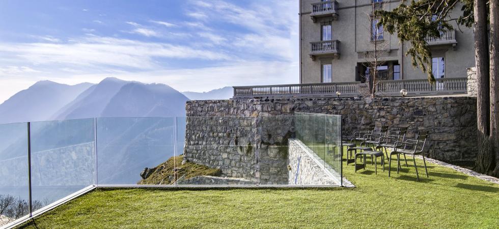 2869) Villa Peduzzi, Pigra