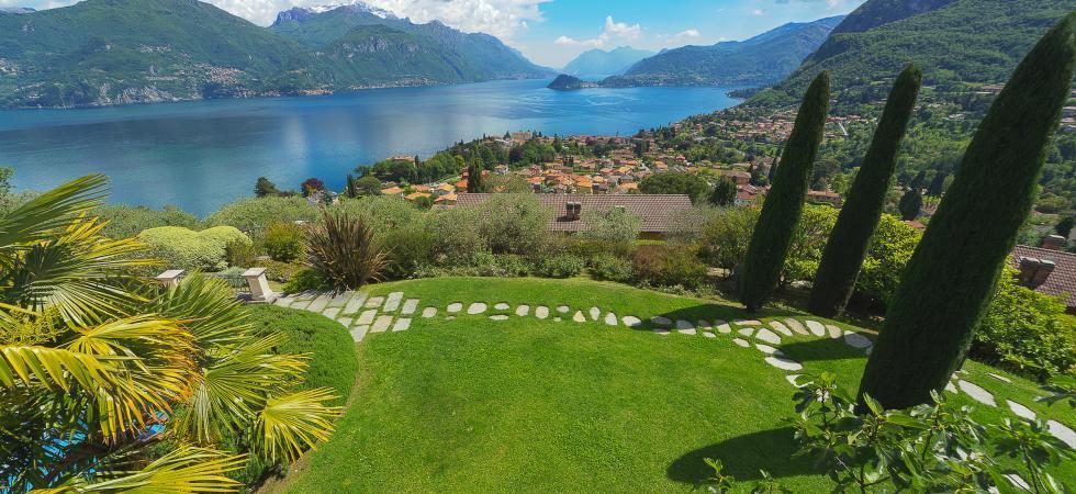 Villa La Rondine - Menaggio, Lago di Como - NORTHITALY VILLAS ville vacanze di lusso