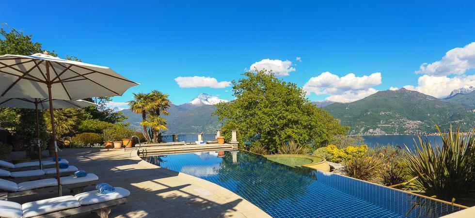 Villa La Rondine - Menaggio, Lago di Como - NORTHITALY VILLAS case vacanze di lusso
