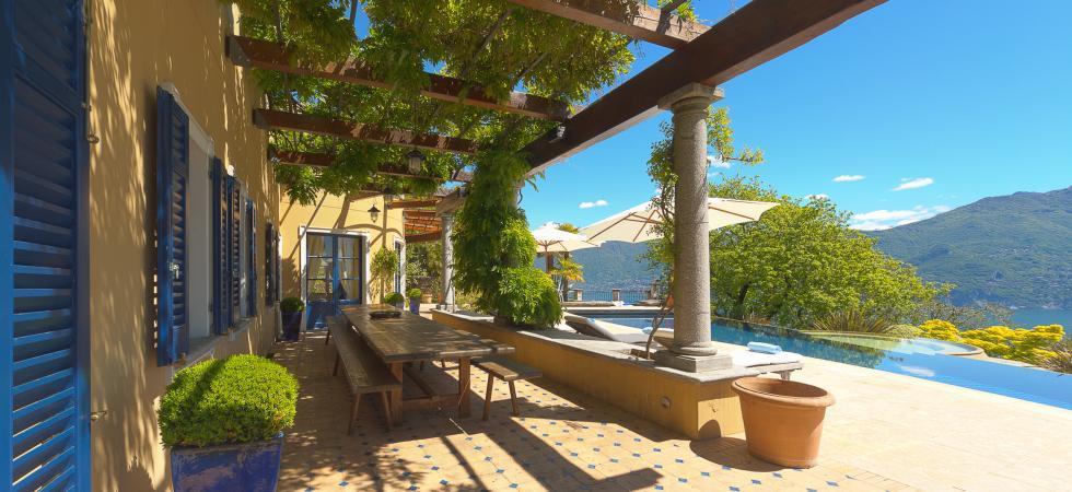 Villa La Rondine - Menaggio, Lago di Como - NORTHITALY VILLAS villa vacanze