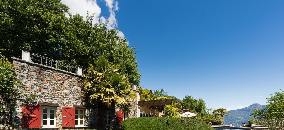 Villa La Rondine - Menaggio, Lago di Como - NORTHITALY VILLAS casa vacanze