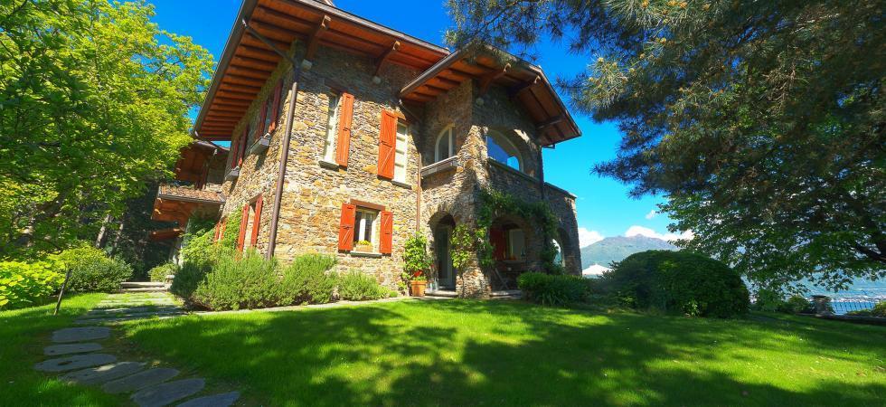 Villa La Rondine - Menaggio, Lago di Como - NORTHITALY VILLAS ville vacanze locazione breve