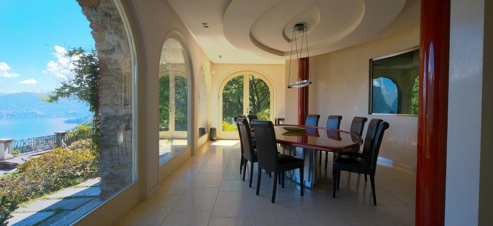 2954) Villa La Rondine, Menaggio