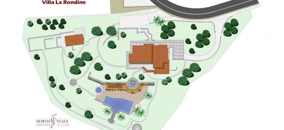 Villa La Rondine - scheda della proprietà
